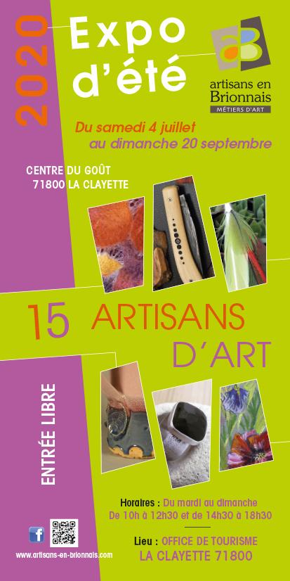 Métiers d'art à La Clayette